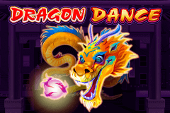 logo dragon dance microgaming spillemaskine