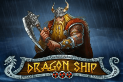logo dragon ship playn go spillemaskine