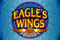 logo eagles wings microgaming spillemaskine