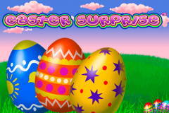 logo easter surprise playtech spillemaskine