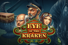 logo eye of the kraken playn go spillemaskine
