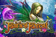 logo fairies forest nextgen gaming spillemaskine
