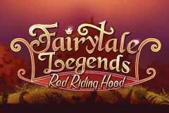 logo fairytale legends red riding hood netent spillemaskine