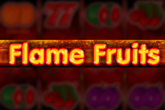 logo flame fruits novomatic spillemaskine