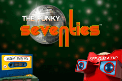 logo funky seventies netent spillemaskine