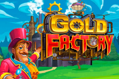 logo gold factory microgaming spillemaskine