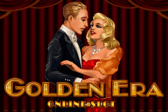 logo golden era microgaming spillemaskine