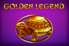 logo golden legend playn go spillemaskine