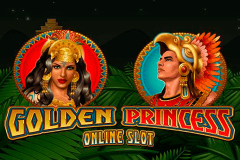 logo golden princess microgaming spillemaskine