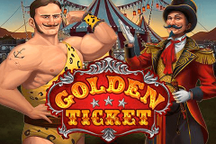 logo golden ticket playn go spillemaskine