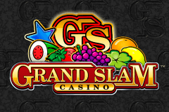 logo grand slam novomatic spillemaskine