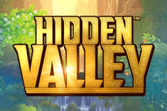 logo hidden valley quickspin spillemaskine