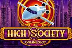 logo high society microgaming spillemaskine