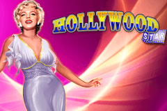 logo hollywood star novomatic spillemaskine