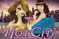 logo hot city netent spillemaskine