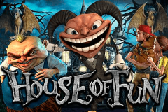 logo house of fun betsoft spillemaskine