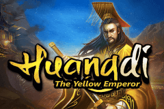 logo huangdi the yellow emperor microgaming spillemaskine