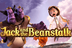logo jack and the beanstalk netent spillemaskine