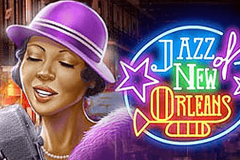 logo jazz of new orleans playn go spillemaskine