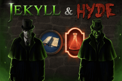 logo jekyll and hyde playtech spillemaskine