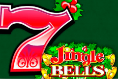 logo jingle bells microgaming spillemaskine
