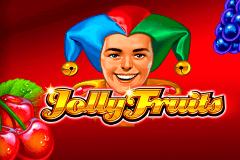 logo jolly fruits novomatic spillemaskine