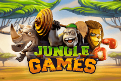 logo jungle games netent spillemaskine