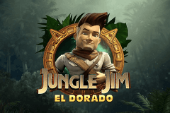 logo jungle jim el dorado microgaming spillemaskine