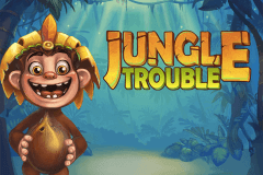 logo jungle trouble playtech spillemaskine