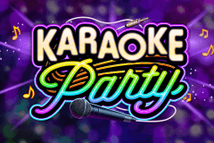 logo karaoke party microgaming spillemaskine