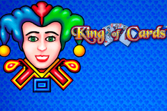 logo king of cards novomatic spillemaskine