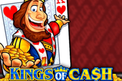 logo kings of cash microgaming spillemaskine
