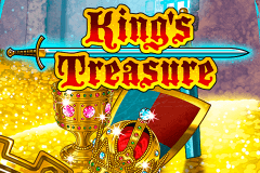 logo kings treasure novomatic spillemaskine