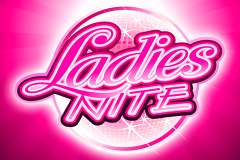 logo ladies nite microgaming spillemaskine