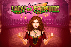 logo lady of fortune playn go spillemaskine