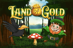 logo land of gold playtech spillemaskine