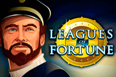 logo leagues of fortune microgaming spillemaskine