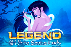 logo legend of the white snake lady yggdrasil spillemaskine
