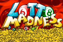 logo lotto madness playtech spillemaskine