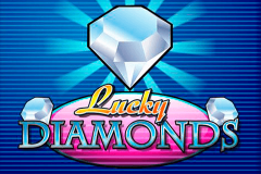 logo lucky diamonds playn go spillemaskine