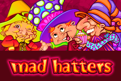 logo mad hatters microgaming spillemaskine