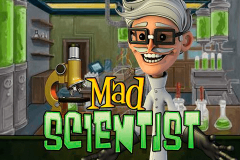logo mad scientist betsoft spillemaskine