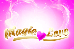 logo magic love netent spillemaskine
