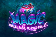 logo magic mushrooms yggdrasil spillemaskine
