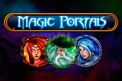logo magic portals netent spillemaskine