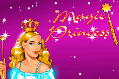 logo magic princess novomatic spillemaskine