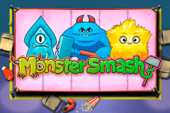 logo monster smash playn go spillemaskine