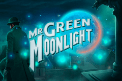 logo mr green moonlight netent spillemaskine