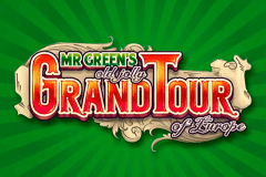 logo mr greens old jolly grand tour of europe netent spillemaskine
