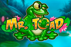 logo mr toad playn go spillemaskine